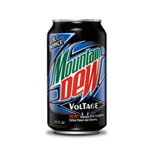 Pepsi Mountain Dew voltage USA 355 ml cena od 37 Kč