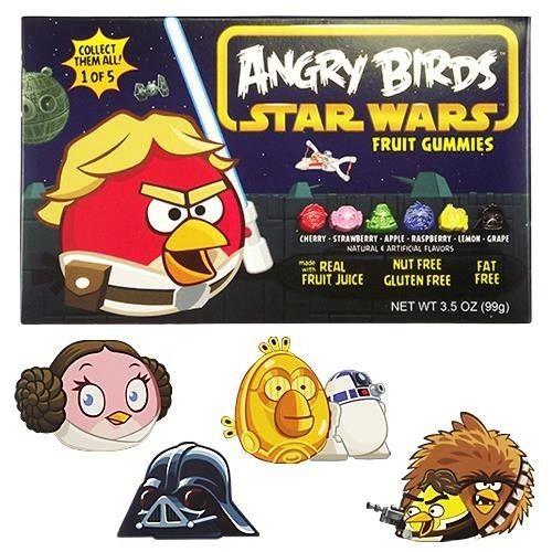 Angry Birds Star Wars Gummies 99 g