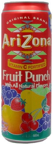 Arizona Fruit Punch 680 ml
