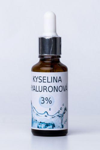 Hlavnězdravě Kyselina hyaluronová 3% 30 ml