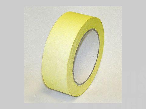 A.A. Potištěné lepicí pásky maskovací papírová lepicí páska 38 mm x 36 m