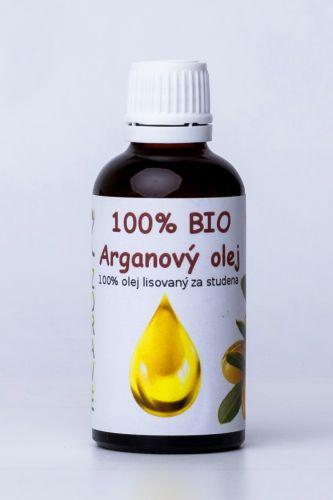 Hlavnězdravě BIO Arganový olej 100 ml