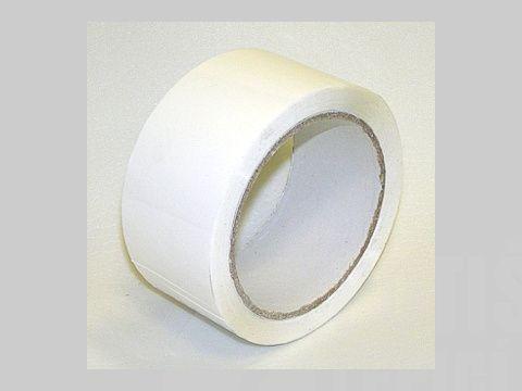 A.A. Potištěné lepicí pásky PVC lepicí páska bílá 50 mm x 66 m