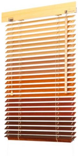 ISOTRA Dřevěná žaluzie 25 mm