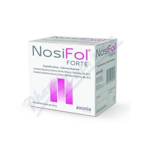 NOSIFOL FORTE 5,5 g 30 sáčků