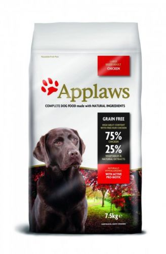 Applaws Dog Adult Large Breed Chicken 15 kg
