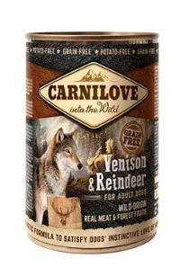 VAFO Wild Meat Venison & Reindeer 400 g