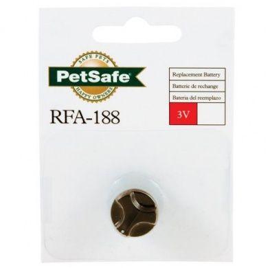 PetSafe náhradní baterie 3V RFA-188