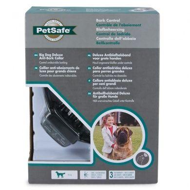 PetSafe obojek proti štěkání Big Dog Deluxe