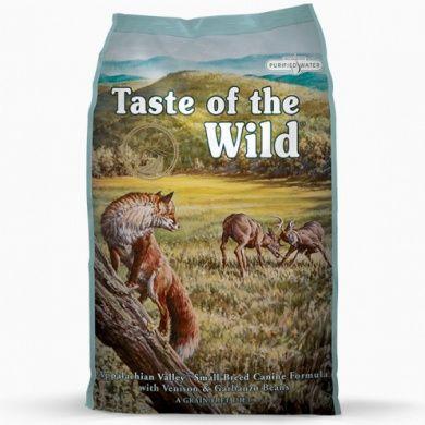 Taste of the Wild Appalachian Valley 13 kg cena od 1349 Kč