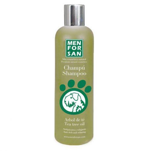 Menforsan Přírodní šampon s Tea Tree olejem 300 ml