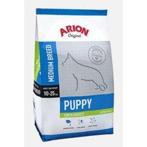 Arion Dog Original Puppy Medium Chicken Rice 3 kg