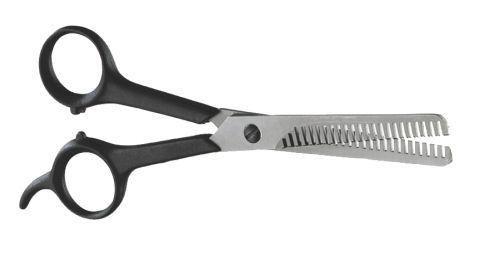 Albert Kerbl Efilační nůžky Maxi Care na stříhání psů