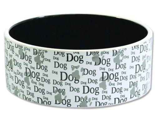 DOG FANTASY keramická miska potisk Dog 16 cm