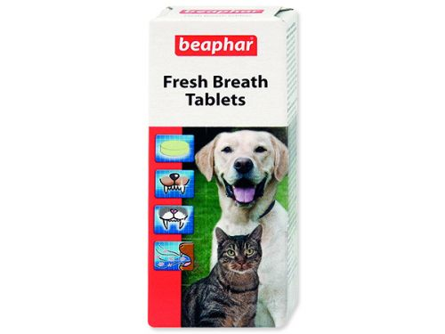 BEAPHAR Fresh Breath 40 tablet