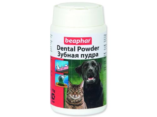 BEAPHAR Dental Powder 75 g