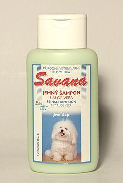 BEA natur Šampon Bea Savana s Aloe Vera 220 ml