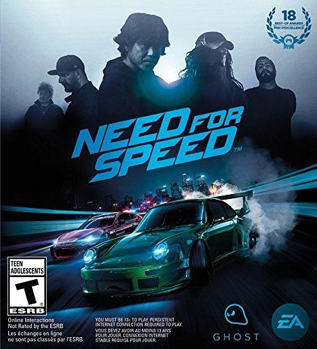 Need for Speed 2015 pro PC