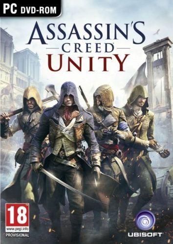 Assassins Creed Unity pro PC