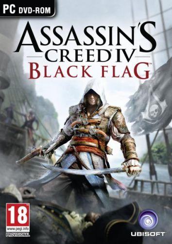 Assassins Creed 4 Black Flag pro PC