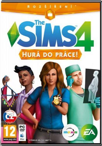 The Sims 4 Hurá do Práce pro PC