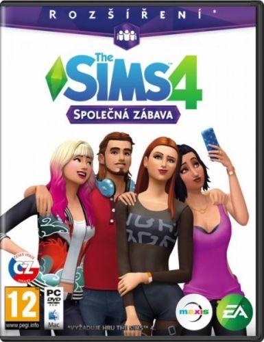 The Sims 4 Společná zábava pro PC cena od 499 Kč