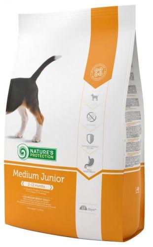 Natures Protection Dog Medium junior 7,5 kg