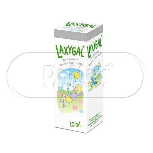 Laxygal 10 ml cena od 54 Kč