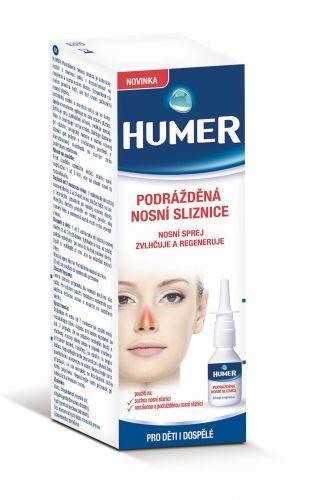 HUMER Podrážděná nosní sliznice sprej 20 ml cena od 0 Kč
