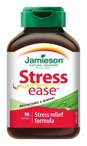 JAMIESON Stressease 90 tablet