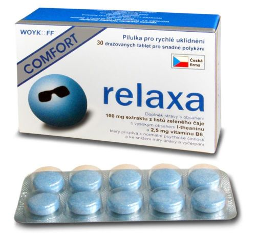 Relaxa COMFORT 30 tablet