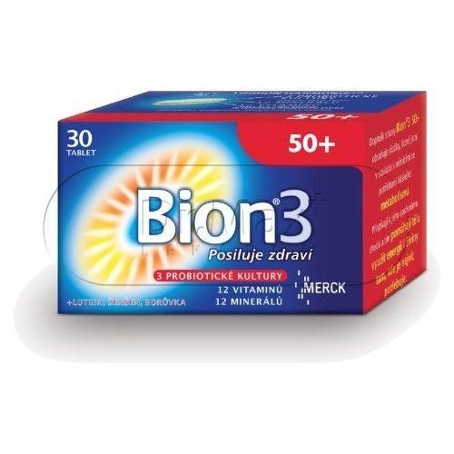 Bion 3 50+, 30 tablet