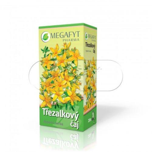 Megafyt Třezalkový čaj 20x1,5 g cena od 39 Kč