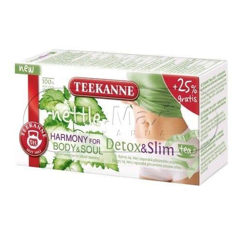 TEEKANNE Harmony for Body&Soul Detox&Slim 20x1,6 g cena od 299 Kč