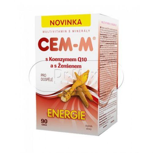 CEM-M pro dospělé Energie 90 tablet