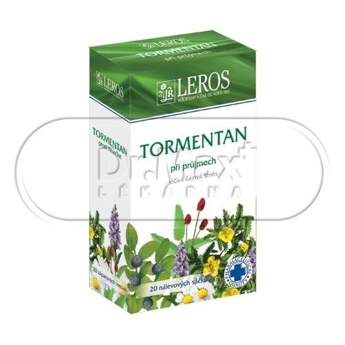 LEROS Tormentan 20x1,5 g cena od 49 Kč
