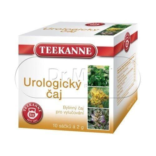 TEEKANNE Urologický čaj 10x2 g cena od 45 Kč