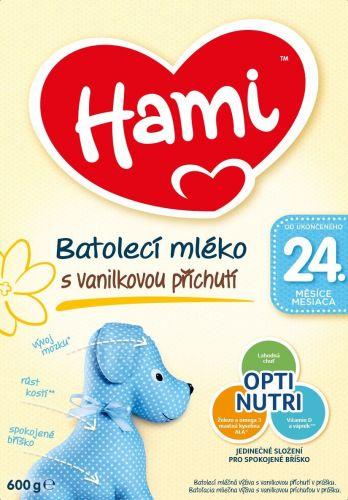 Hami 24+ Vanilka 600 g