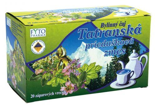 Tatranská průdušková směs 20x1 g