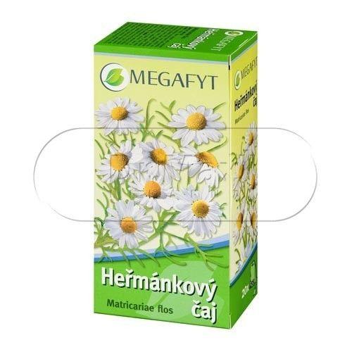 Megafyt Heřmánkový čaj 20x1,5 g cena od 39 Kč