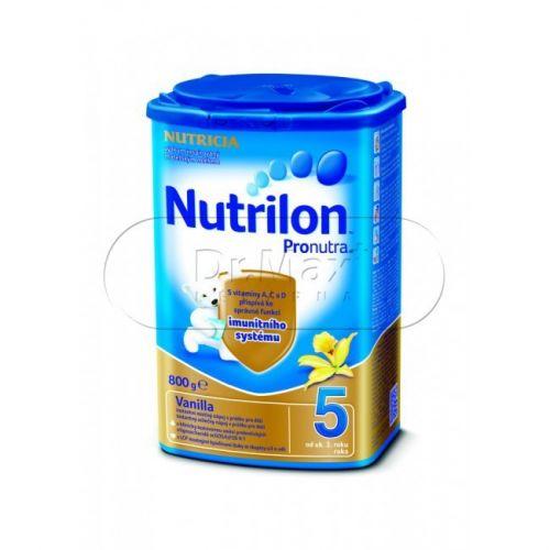 Nutrilon 5 Pronutra Vanilla 800 g