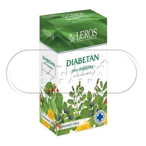 LEROS Diabetan sypaný 100 g cena od 65 Kč