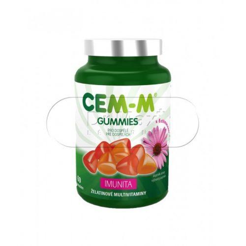 CEM-M gummies Imunita 60 ks