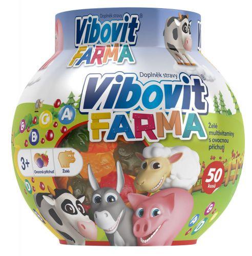 TEVA Vibovit FARMA 50 bonbonů