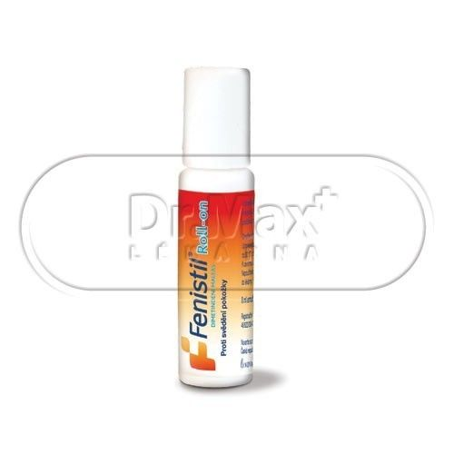 Fenistil Roll-on 0,8 mg 8 ml cena od 155 Kč