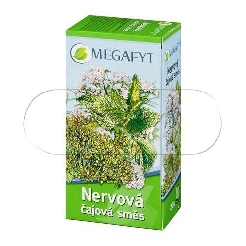 Megafyt Nervová čajová směs 20x1,5 g cena od 47 Kč