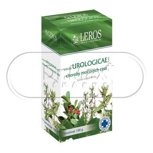 LEROS Species urologicae Planta sypaný 100 g cena od 65 Kč