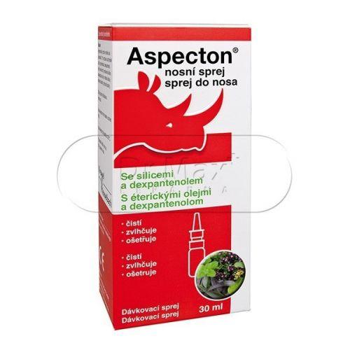 ASPECTON nosní sprej 30 ml cena od 87 Kč