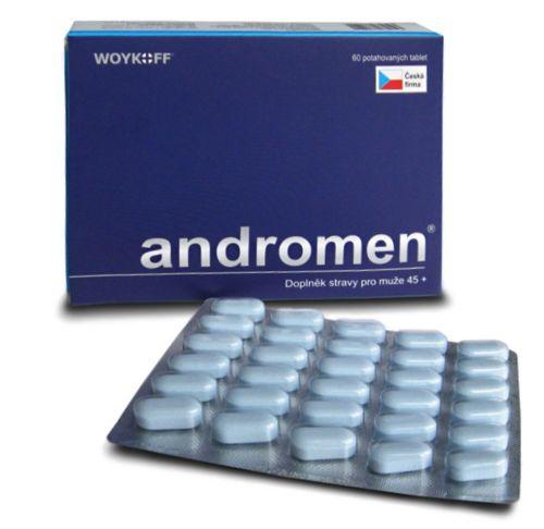 Andromen pro muže 45+ 60 tablet