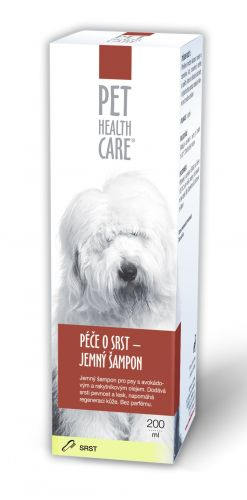 FARMACIA CARE PET HEALTH CARE Péče o srst jemný šampon 200 ml